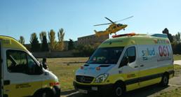 Hospitales de salud de Aragón