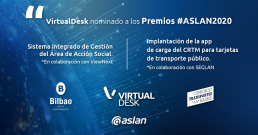 Premios Aslan administraciones públicas
